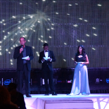 The moment of WSA global congress Gala.