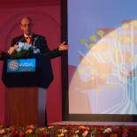 WSA founder and chairman prof. Peter A. Bruck: smart e-content for smart people.