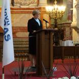 Vadovų Klubas founder's and CEO's, Marija Gurskienė's, speech.